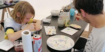 Pottery Painting Workshop: Autumn Season
