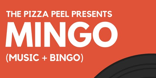 MINGO at PIZZA PEEL COTSWOLD