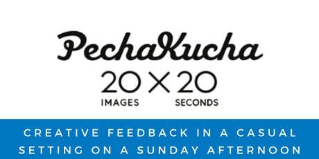 PechaKucha with Carla Bristol tickets