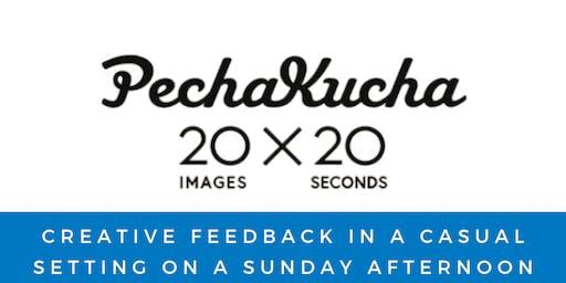 PechaKucha with Carla Bristol