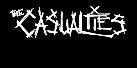 The Casualties live at Iron Oak tickets