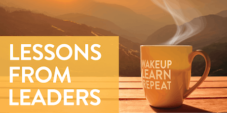 Lessons From Leaders: How to create a workplace culture tickets