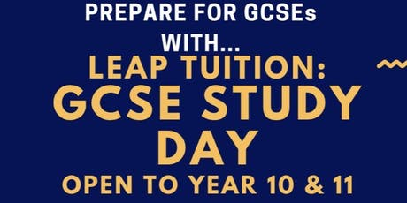 Leap Tuition: GCSE Study Day tickets
