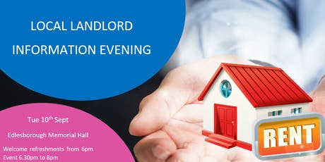Local Landlord Information Evening tickets