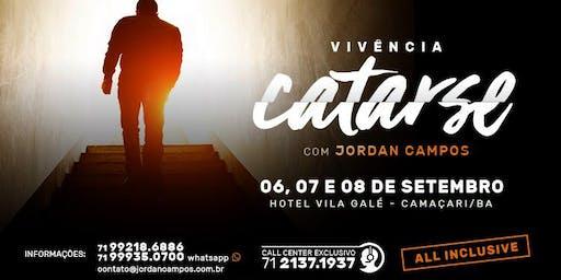 Vivência Catarse - com Jordan Campos