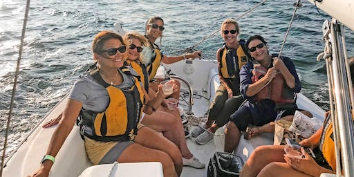 Ladies Night Sailing