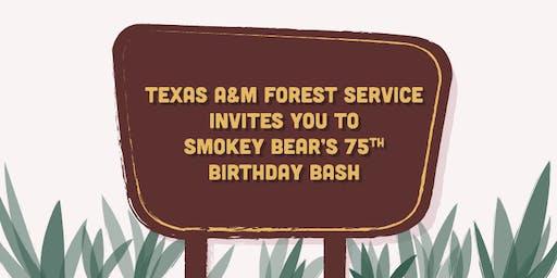Smokey Bear's 75th Birthday Bash