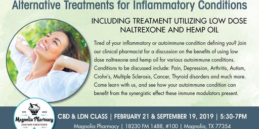 Alternative Therapies for Inflammatory Conditions