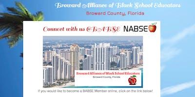 Broward Alliance of Black School Educators--2020 BABSE Membership & Scholarship Drive