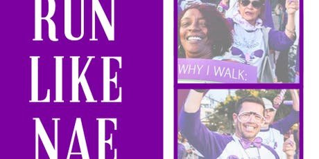 Run Like Nae: Epilepsy Awareness 5K tickets