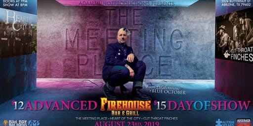 AMP Presents The Meeting Place at The Firehouse