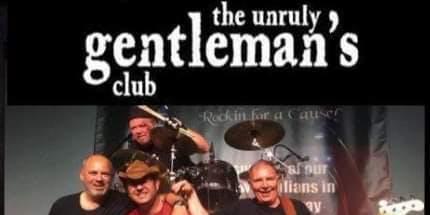The Unruly Gentleman's Club Band - Burlington's Concert Stage