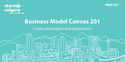 Business Model Canvas 201