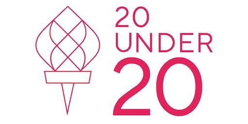 2019 Latinx 20 Under 20