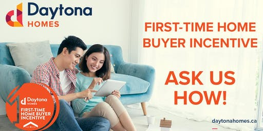 First Time Home Buyer Incentive Info Session