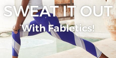 FREE Camp Gladiator Class @Fabletics Legacy West  tickets