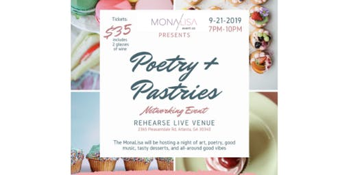 Poetry & Pastries Networking Event
