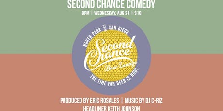 Second Chance Comedy IV tickets