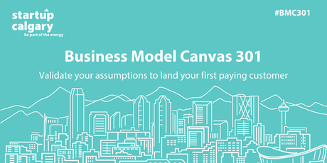 Business Model Canvas 301 tickets