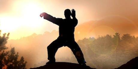Tai Chi Kung Fu Fan Workshop Tickets, Multiple Dates