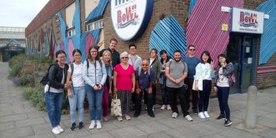Bowling and Afternoon tea in Whitstable