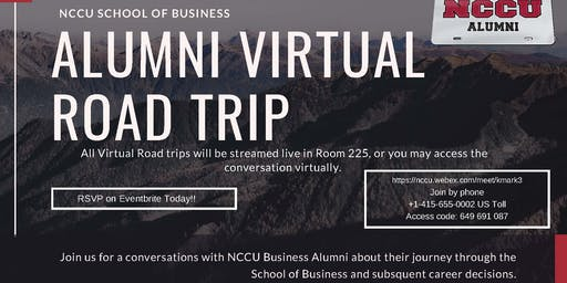 Alumni Virtual Road Trip