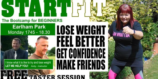 Beginners Fitness Bootcamp
