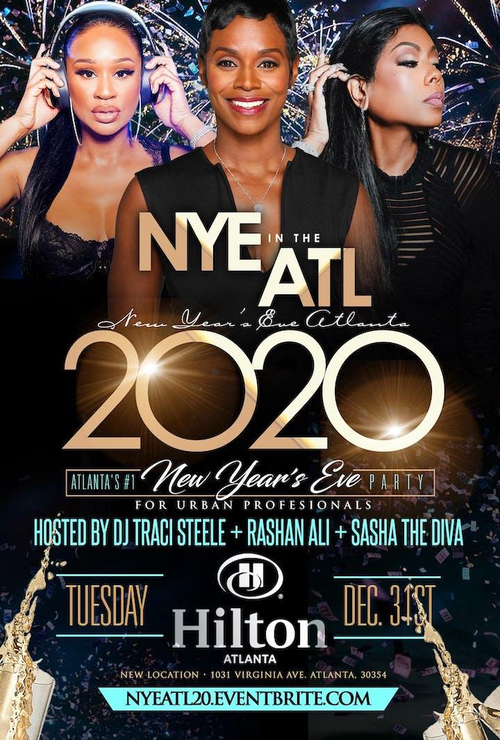 Atlanta New Years Eve 2020 New Years Eve Atlanta 2020 Tickets, Tue, Dec 31, 2019 at 6:00 PM