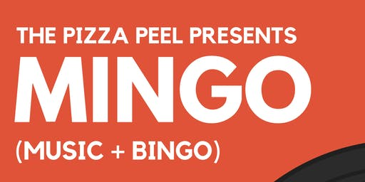 MINGO! at PIZZA PEEL COTSWOLD
