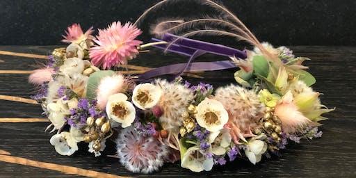 Wiesn Blumenkranz  Workshop