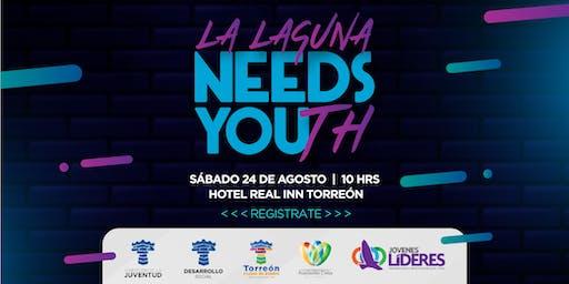 La Laguna Needs You(th)