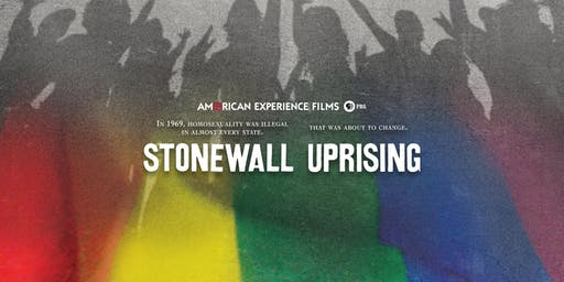 "LGBT History Month: Tues. 10/15 ""STONEWALL UPRISING"" Film Screening at DMC"