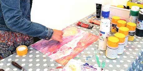 Acrylic Workshop: Autumn Season tickets