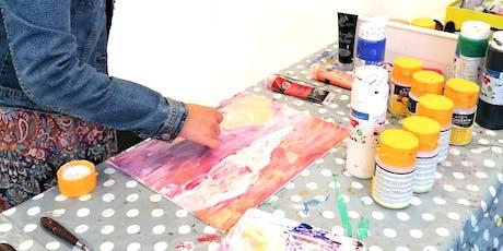 Acrylic Workshop: Autumn Season tickets