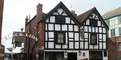 Ghost Hunt and Supper Black Lion Hereford