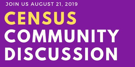 Census Community Discussion - Homestead tickets