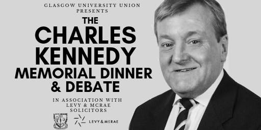 Charles Kennedy Memorial Dinner & Debate