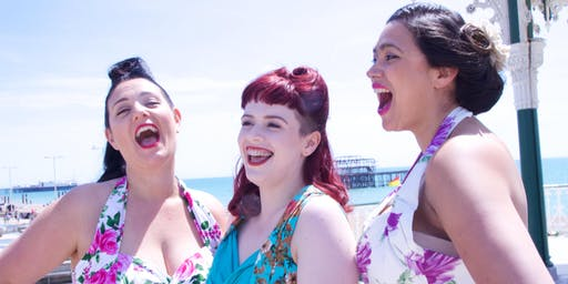 Blaker & The Bombshells Live in Brighton