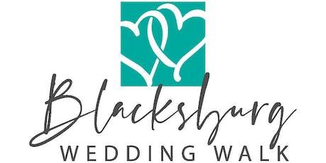 Blacksburg Wedding Walk tickets