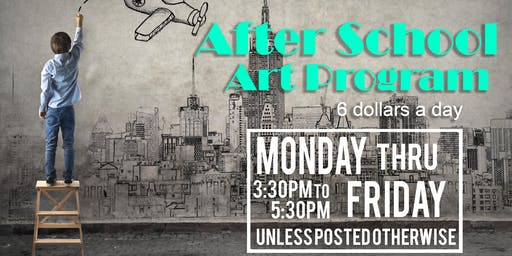 After School Art Program - Central Arts Hurst