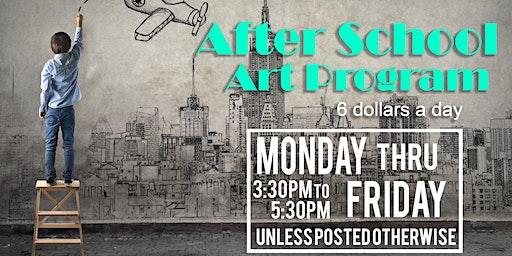 After School Art Program - Central Arts Hurst