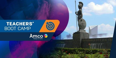 Amco Teachers' Boot Camp | Sede Guadalajara entradas