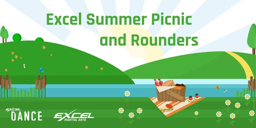 Picnic and Rounders at Clumber Park