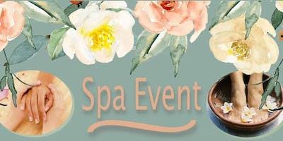 Teacher Appreciation Spa Event