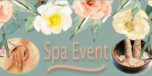 Teacher Appreciation Spa Event