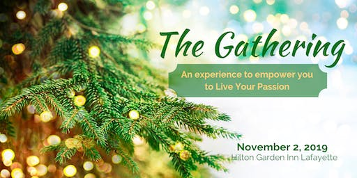 The Gathering - A Live Your Passion Event