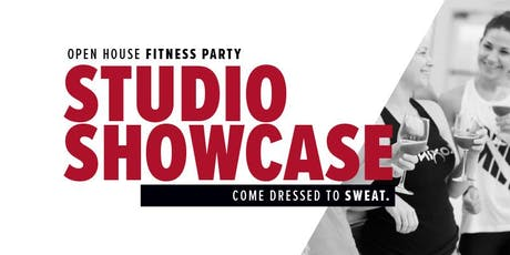 Fall Studio Showcase - Open House Fitness Party tickets