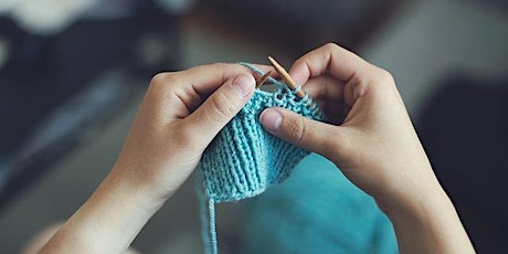 Introduction to Knitting and Crochet tickets