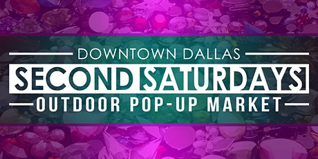 MARCH 14 - SECOND SATURDAYS POP-UP MARKET - VENDOR TABLE tickets