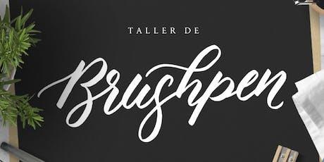 Introducción a la caligrafía con Brushpen tickets
